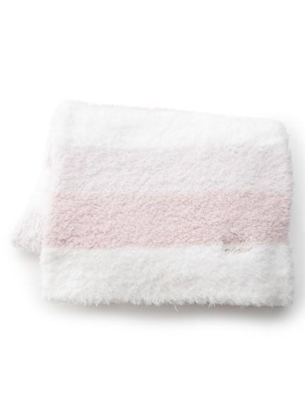 ' gelato '漸層條紋毯子