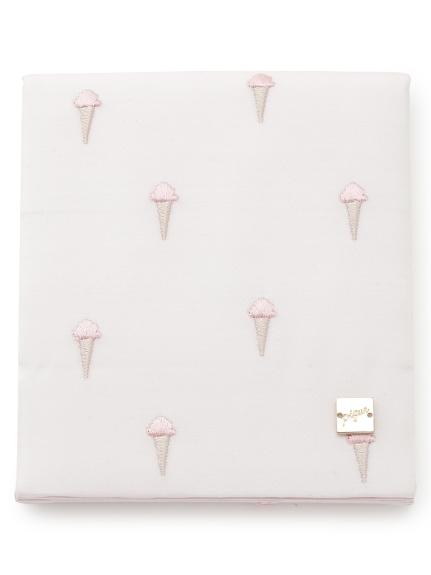 冰淇淋圖案隨身鏡