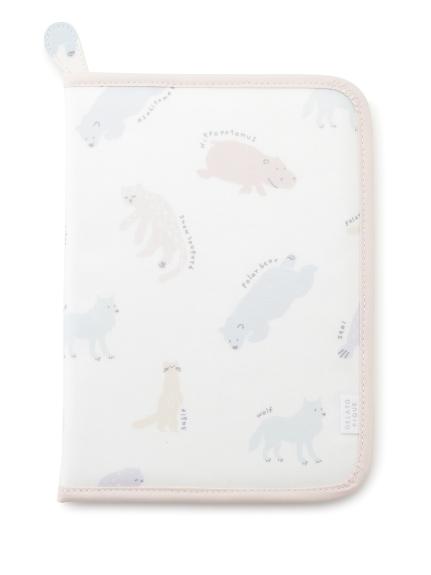 【旭山動物園】動物圖畫媽媽手冊包