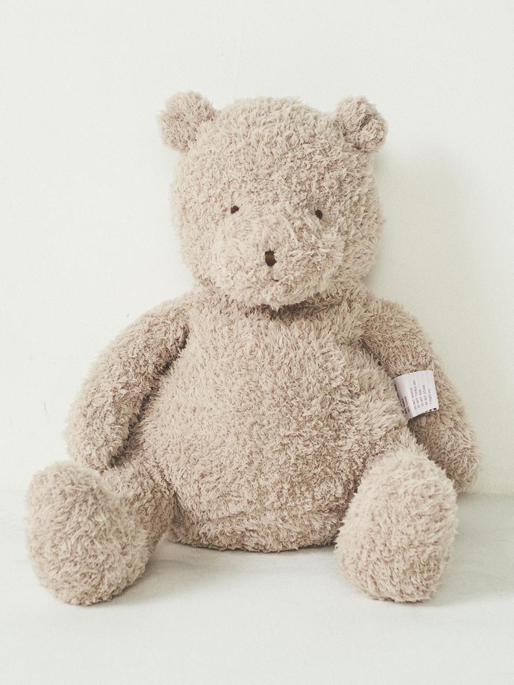 泰迪熊面紙盒