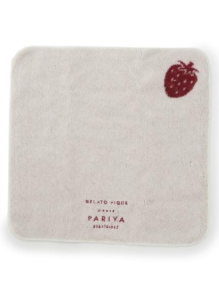 【PARIYA】奶油蛋糕手帕