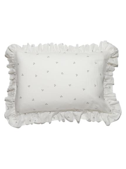 櫻桃圖案枕頭套