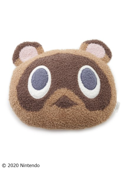 【預購】豆狸&粒狸 靠枕