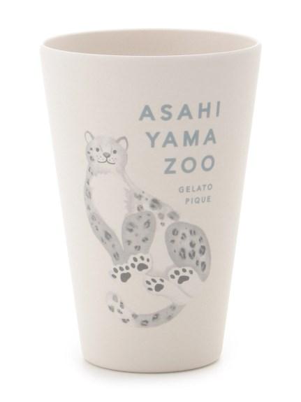 【旭山動物園】雪豹環保水杯