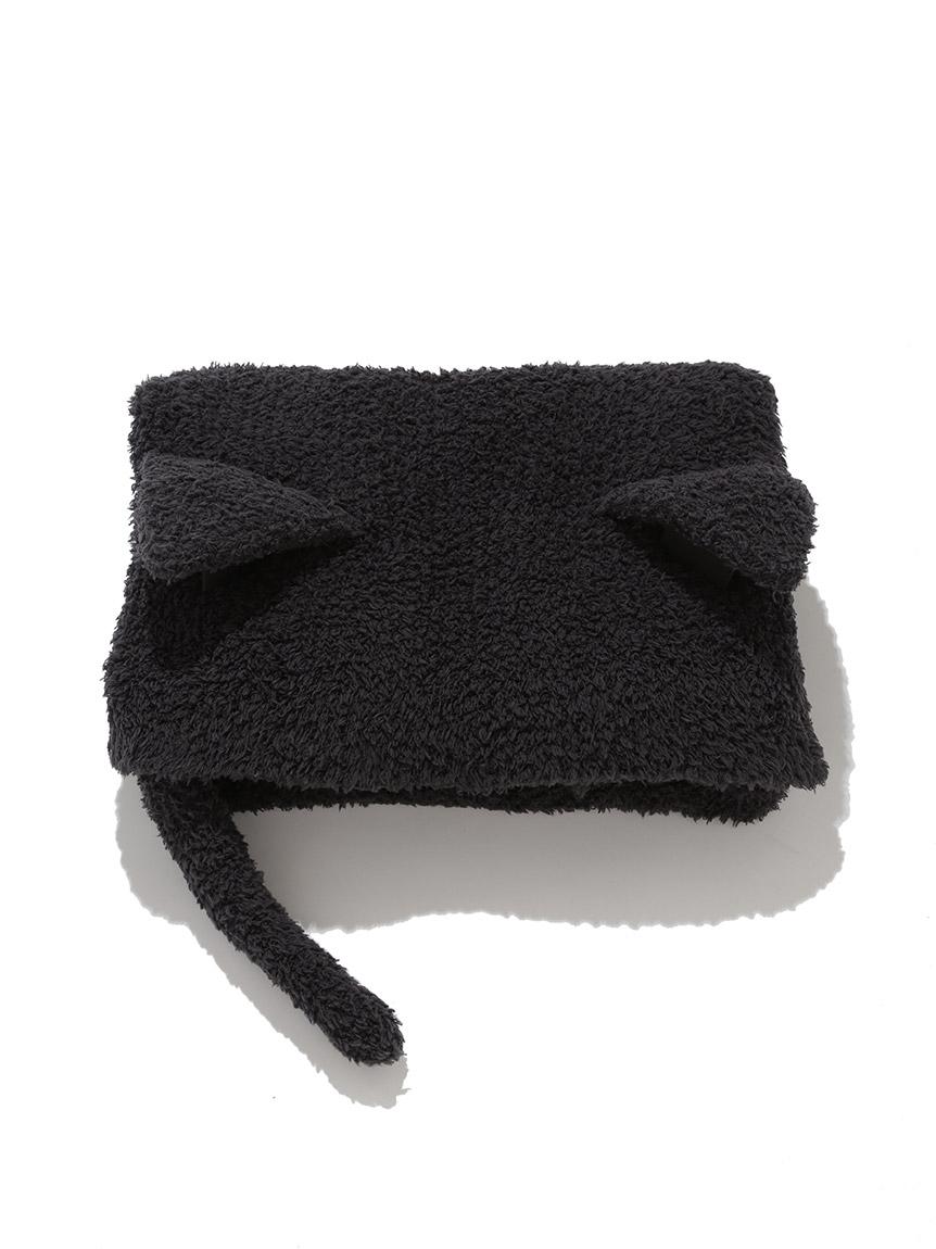 【Halloween限定】GELATO黑貓大毛毯