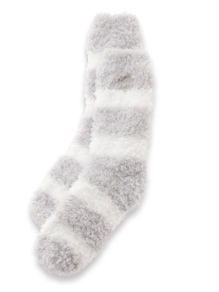 """gelato""雙條紋襪子"
