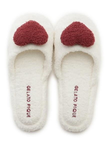 POWDER' 愛心室內拖鞋