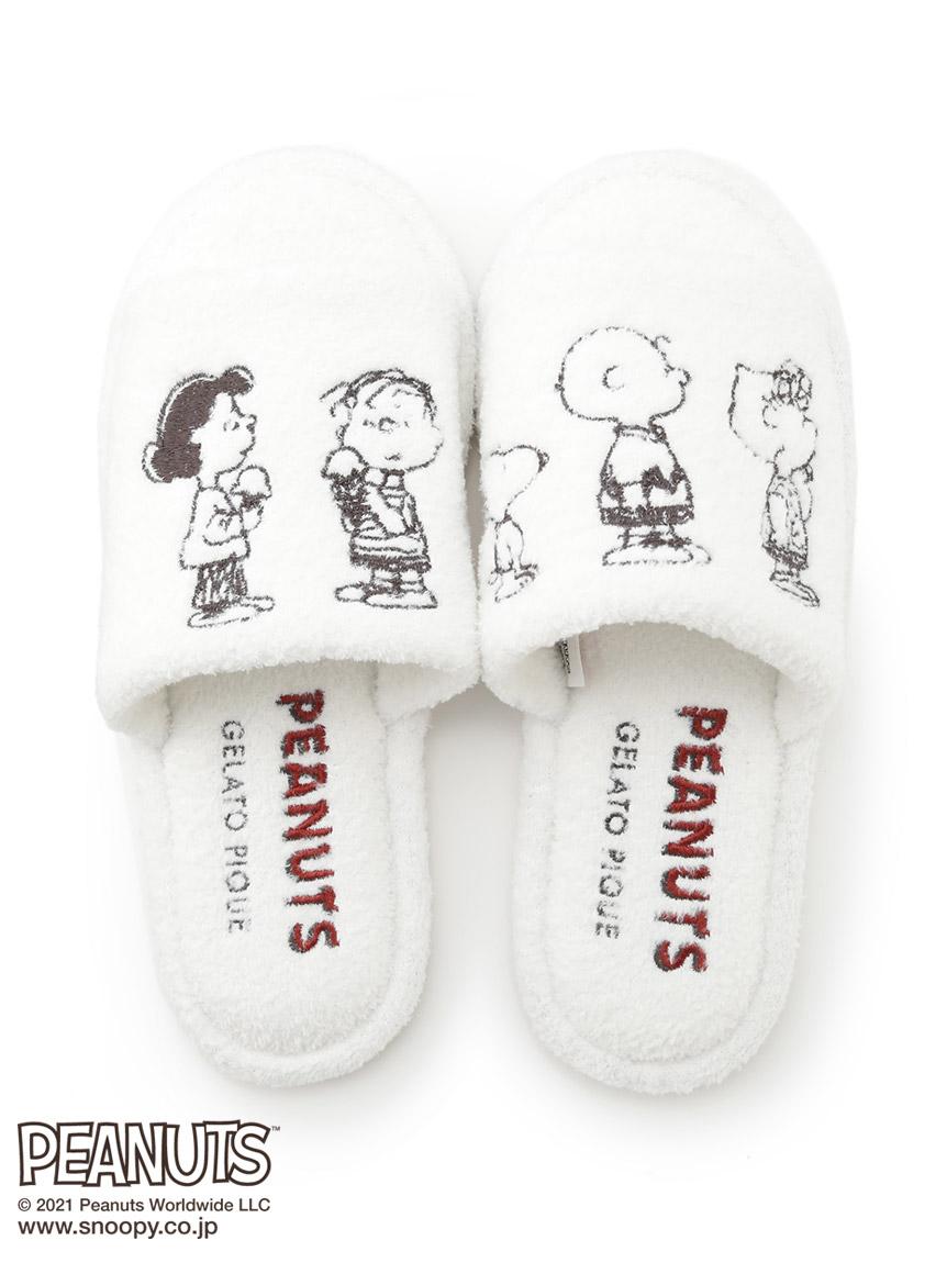 【PEANUTS】插畫室內拖鞋