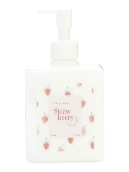 草莓圖案洗手乳