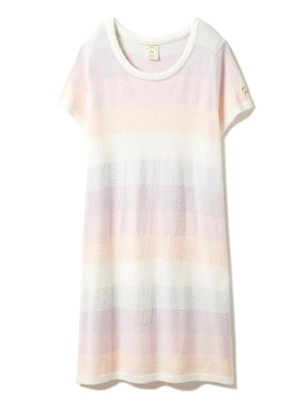' smoothie ' 5條紋連身裙