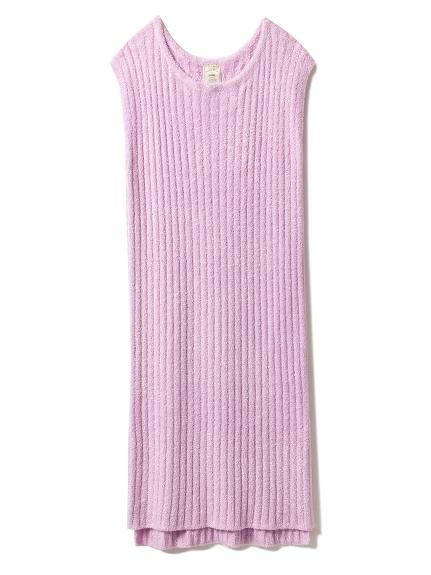 ' smoothie ' 羅紋背心連身裙