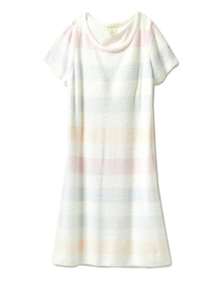 'smoothie'五條紋連身裙