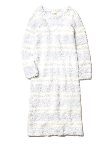 ' Gelato ' 粉嫩條紋連身裙