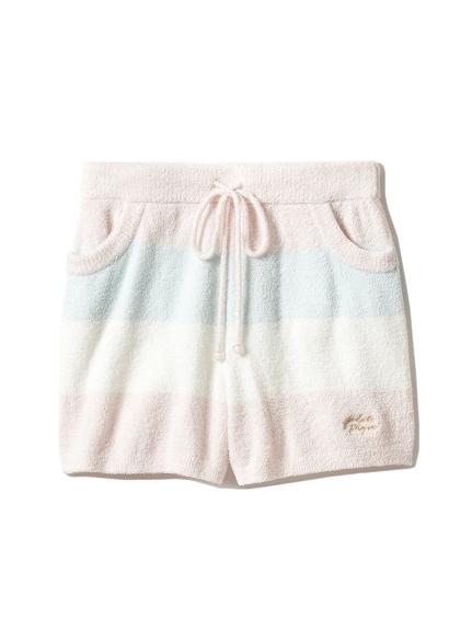 ' smoothie ' 3條紋短褲