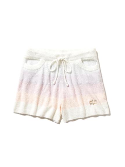 ' smoothie ' 5條紋短褲
