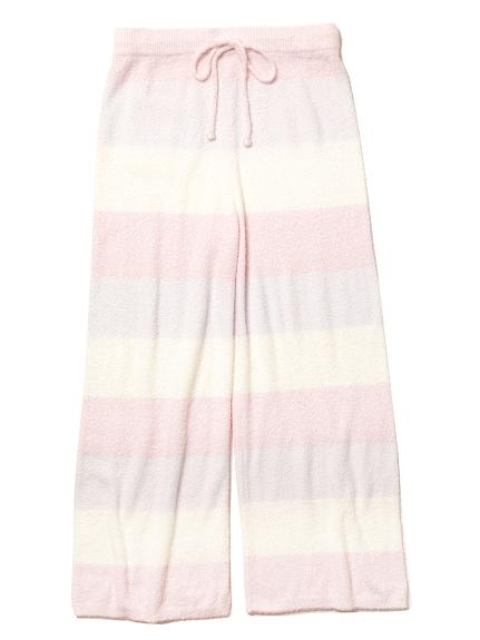 'smoothie'3條紋長褲