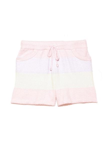 'smoothie'3條紋短褲