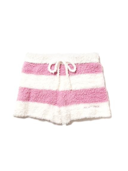 【10th限定】' GELATO ' 2條紋短褲