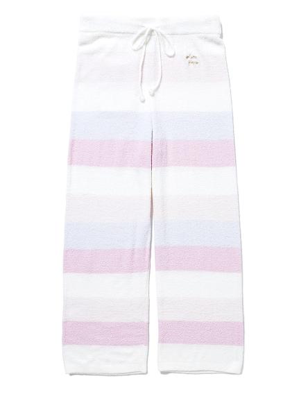 ' smoothie ' 4條紋長褲