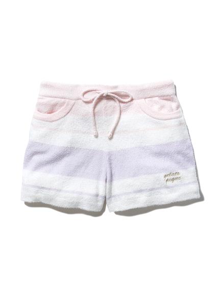 3色條紋短褲