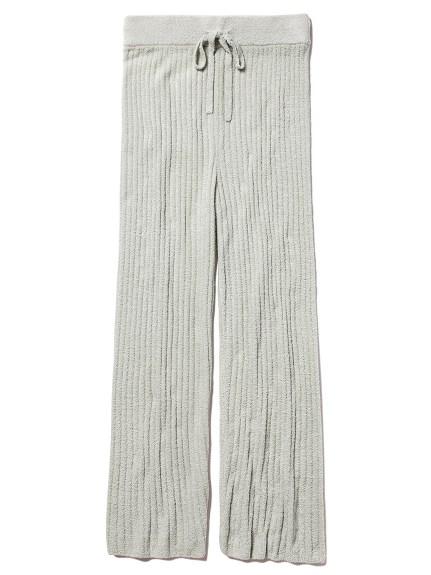 smoothie羅紋針織長褲