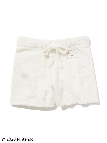 「集合啦!動物森友會」●角色短褲 (白)
