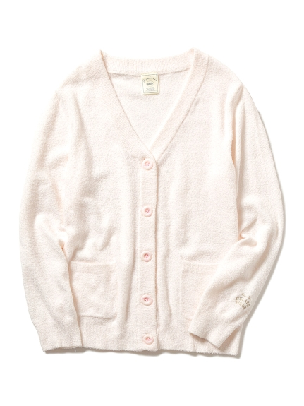' smoothie ' 簡約純色開襟外套