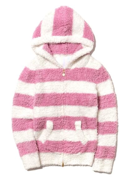 【10th限定】' GELATO ' 2條紋連帽外套