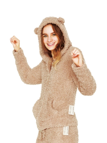 【Halloween】泰迪熊連帽外套