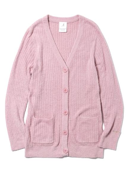'Hot Smoothie'羅紋開襟衫