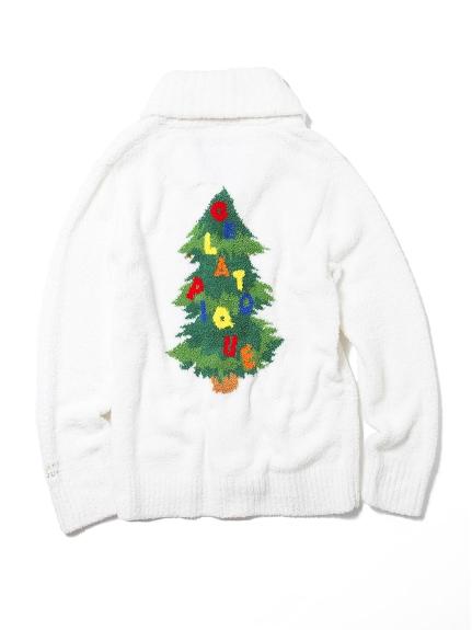 【X'mas限定】聖誕樹主題開襟外套
