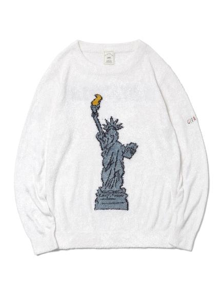 'smoothie'紐約提花上衣