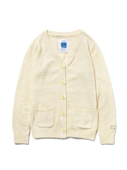 【櫻桃小丸子系列】彩色開襟針織衫