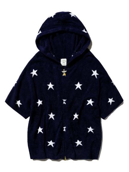 cool smoothie星星短袖連帽外套