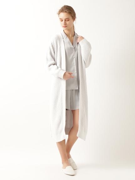 【SAKURA】針織長版外套