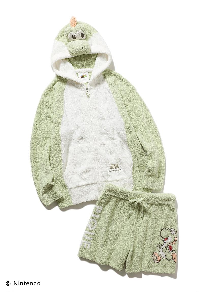 【超級瑪利歐】LADY-耀西外套&短褲套裝