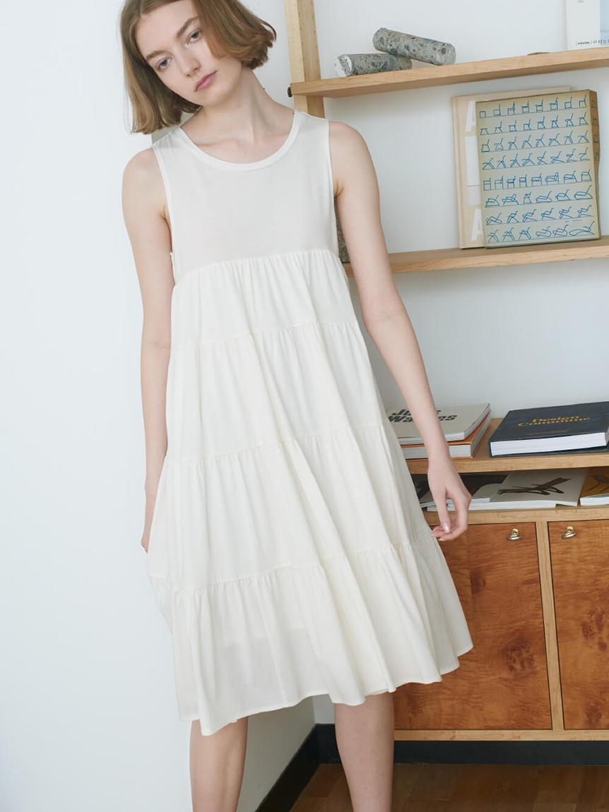 乳木果油 蛋糕連身裙
