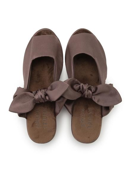 蝴蝶結室內拖鞋