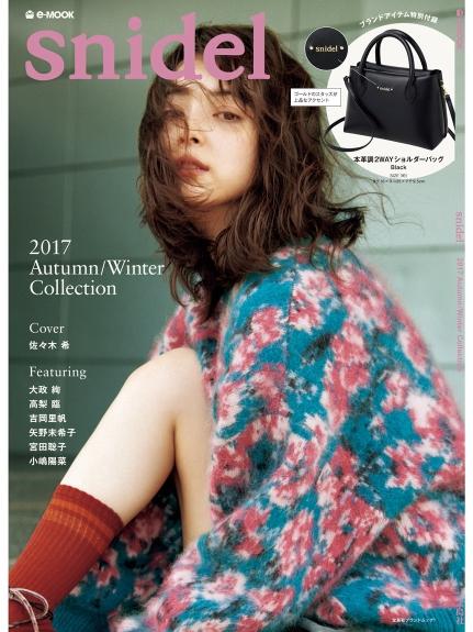 2017年 Autumn &Winter snidel MOOK