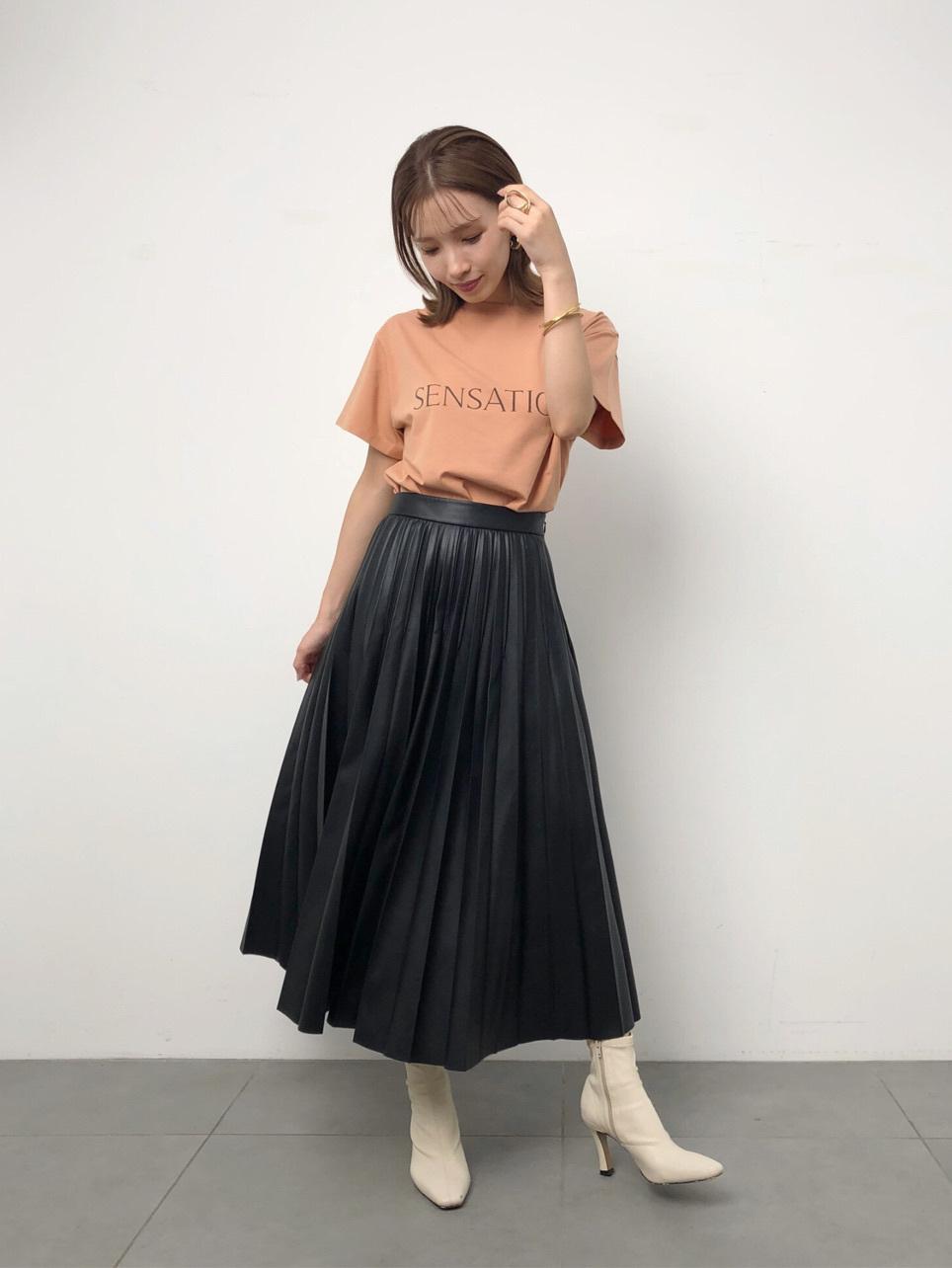 纖細LOGO T-Shirt