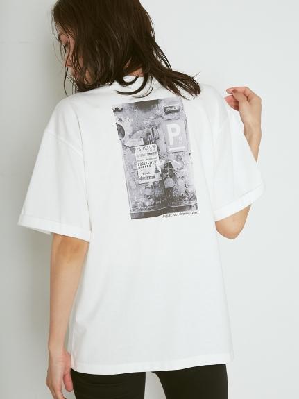 【SNIDEL meets Jun Imajo】攝影師今城純聯名照片T-Shirt