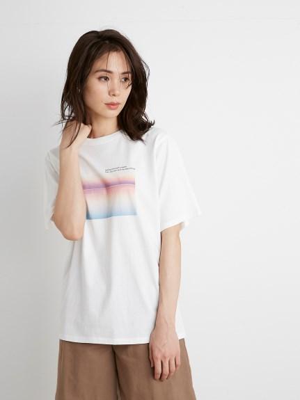 ORGANICS照片印刷T-Shirt