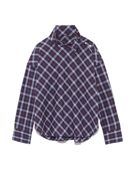 領結造型上衣