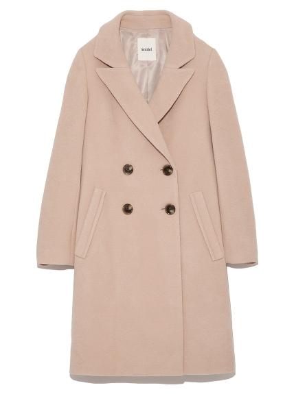 優雅羊毛大衣