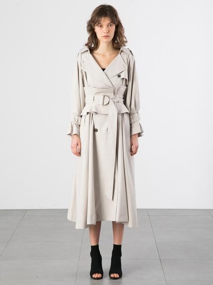 4way設計感風衣外套