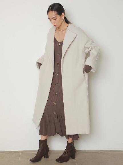 喀什米爾羊毛大衣