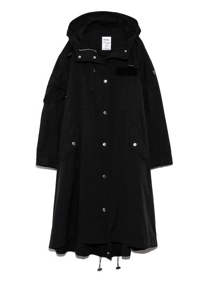 【Led ZeppelinxSNIDEL】軍裝風大衣外套