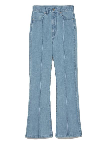 喇叭牛仔褲