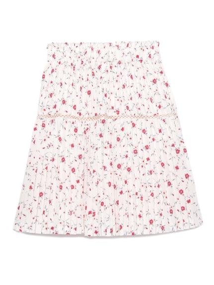 打摺造型圓裙