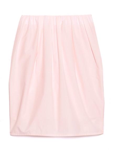 皺摺感合身裙